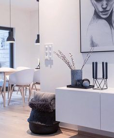 "553 Likes, 15 Comments - Ingunn Jaabæk (@norwegianhomeinspo) on Instagram: ""Livingroom view """
