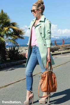 Mint Trench