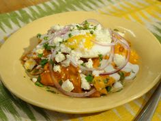 Chipotle Chilaquiles Recipe : Marcela Valladolid : Food Network - FoodNetwork.com