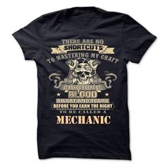 MECHANIC BLOOD T Shirts, Hoodies. Check Price ==► https://www.sunfrog.com/Jobs/MECHANIC-BLOOD.html?41382