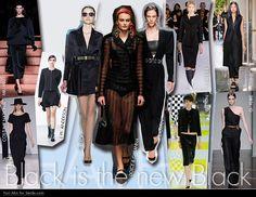 S/S 2013 Trend - Black