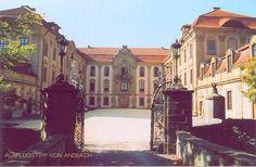 Auflug von Ansbach nach Schillingfürst. Schlossbesichtigung  Tipp für unsere Hotelgäste des Hotel Platengarten,Ansbach, iron, doors, door, gate,