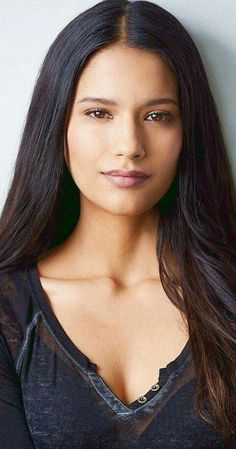 Tanaya Beatty - Her mother is of First Nations descent and her father of Himalayan.