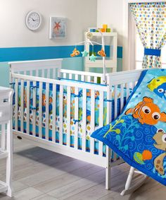 Another Great Find On Zulily Finding Nemo Wind Up Musical Mobile Set Baby Boy Themesmusical Mobilebaby Room