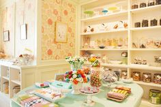 10 amazing candy shops that will make your sweet tooth go wild! Photos by Maria del Rio