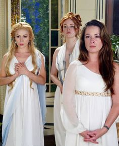 Oh my goddess #charmed