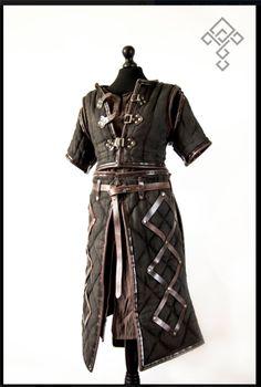 OAK STALL witcher costume