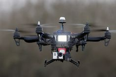 Journalists Arrested for Flying Drones in Paris