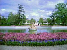 Aranjuez, Madrid Province  Gardens close to the Palacio Real de Aranjuez