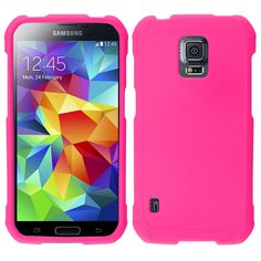 Zizo Snap-On Design Case for Galaxy S5 Active - Rose Pink