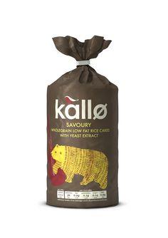 Kallo Savoury Rice Cakes