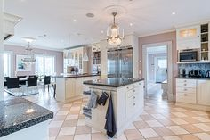 Great kitchen 1b)
