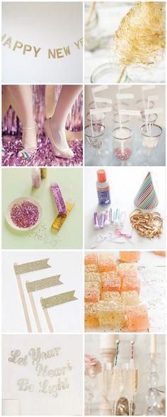 Inspiration: Glitter Party