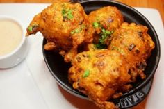 Crawfish Beignets : café b Restaurant by Ralph Brennan : Elevated Neighborhood Cuisine : Metairie, Louisiana