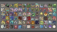 monster hunter free for desktop Monster Hunter Art, Mission Icon, Hunter Tattoo, Hunter Logo, Desktop, Creature Concept Art, Fantasy Rpg, Pixel Art, Game Art
