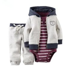 Super Cute 2pcs Baby Outfits