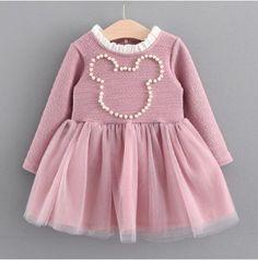идеи детских платьев