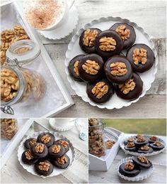 Update1 Diós-Csokis Karikák Muffin, Breakfast, Food, Morning Coffee, Essen, Muffins, Meals, Cupcakes, Yemek