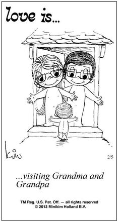 Love Is Comic Strip 2013   Love Is ... Comic Strip by Kim Casali (February 5, 2013)