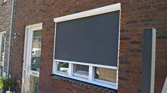 #screens #screen #ritsscreen #zipscreen #actiescreen #homedecor #garden #tuin #zonweringsproducten #zon #huisje #jvszonwering #ravenstein #home