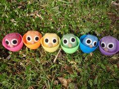 Easter Owls #Easter #Owls #eggs