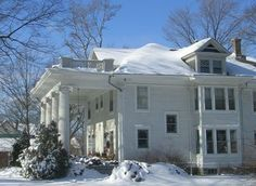 Historic Stevenson Home.....where else?  Irvington!