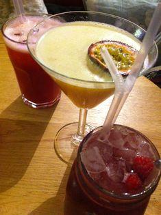 pornstar martini and jammy b***ard cocktails....LUSH!!!