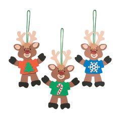Reindeer+with+T-Shirt+Ornament+Craft+Kit+-+OrientalTrading.com