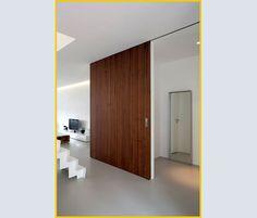 parete mobile di legno
