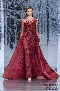Ziad Nakad Automne-hiver 2017-2018 - Haute couture