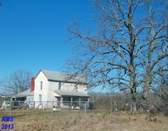 Old Harwood Place ~  Dent County MO