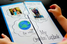 better than i could have imagined: The Creation Story- Preschool Activities