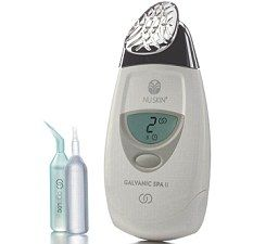 The celebrity secret to anti aging: The ageLOC Edition Nu Skin Galvanic Spa System II