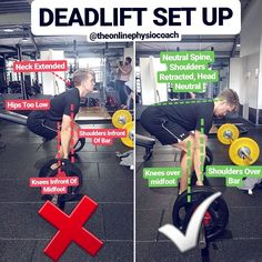 6 Ways To Limit Lower Back Pain Whilst Deadlifting #BackPain
