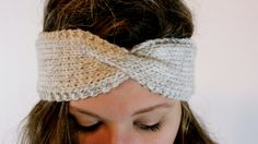 Your place to buy and sell all things handmade Headbands For Women, Hand Knitting, Beanie, Etsy Shop, Colours, Detail, Trending Outfits, Unique Jewelry, Handmade Gifts