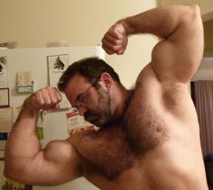 Grizzly daddy