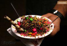 #FUEL: Food Express serving #GratedIceCream for the 1st time.   #IceCream #Dessert #StreetFood #CityshorAhmedabad