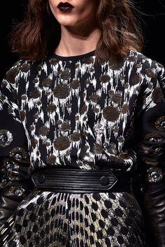 Emanuel Ungaro - Fall 2015 Ready-to-Wear