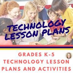 Technology Lesson Plans and Activities Frequently Asked Questions Have you been checking out my Technology Lesson Plans and Activities b...