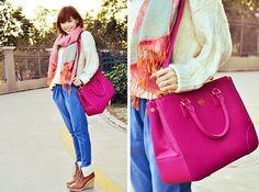 Pink lady (by MAGIC  YANG) http://lookbook.nu/look/4468727-pink-lady
