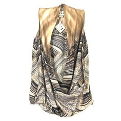 ⬇️ NEW Haute Hippie Size Small SILK blouse Size Small, haute hippie real SILK blouse. You can wear this with a tank underneath or a cute too crop tank to show a little belly 😻💃🏼 Haute Hippie Tops Blouses