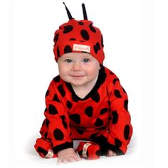 red baby bug....