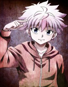Killua Zoldyck | Acetaris tumblr     ~Hunter X Hunter