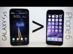 25 Reasons Why Galaxy S5 Is Better Than iPhone 6 - YouTube