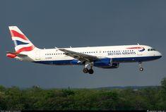 G-EUUD British Airways Airbus A320-232