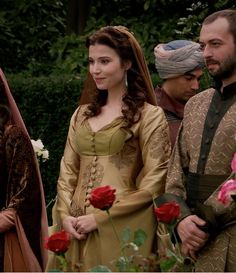 "Hatice Sultan - Magnificent Century - ""The Concubine Hurrem"" Season 1, Episode 2"