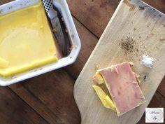 Recette de foie gras au naturel