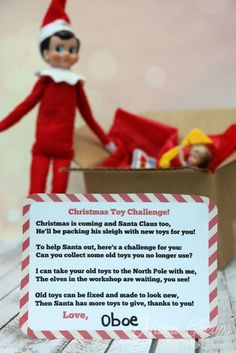 Every year as the holidays roll around, I am always looking for teachable moments to share the importance of helping others and paying it forward to my kids. I love the Christmas Toy Challenge beca…