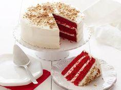 ♥ Southern Red Velvet Cake ~ From Cakeman Raven ♥