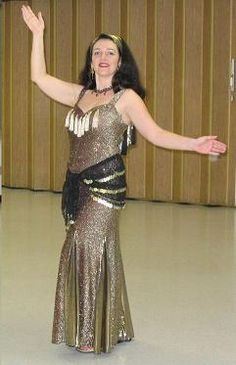 How to Make a Belly Dancer Dress